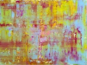 Abstrakt04, Acryl on Canvas Panels, 80x60cm