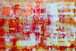 Abstrakt202, Acryl on Canvas Panels, 120x80cm