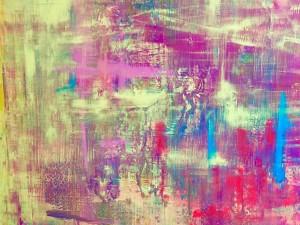Brazil, Acryl on Canvas, 120x150cm