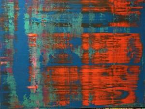 Pantanal, Acryl on Canvas, 150x120cm