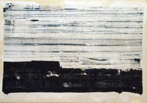 Steuerausgleich 02, Acryl on Canvas, 100x70cm