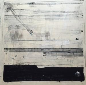 Steuerausgleich 03, Acryl on Canvas, 100x100cm
