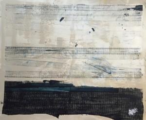 Steuerausgleich 04, Acryl on Canvas, 110x90cm