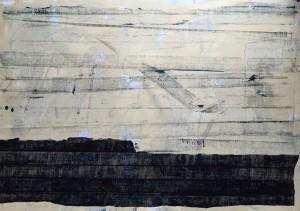 Steuerausgleich 05, Acryl auf Leinwand, 100x70 cm