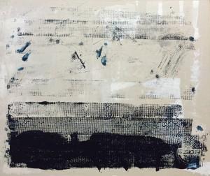 Steuerausgleich 08, Acryl on Canvas, 50, 59,5cm