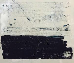 Steuerausgleich 09, Acryl on Canvas, 50, 59,5cm