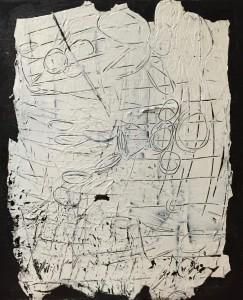 Terra fertilis C I, Mixed Media on Canvas, 65x54cm