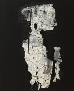 Terra fertilis C II, Mixed Media on Canvas, 65x54cm