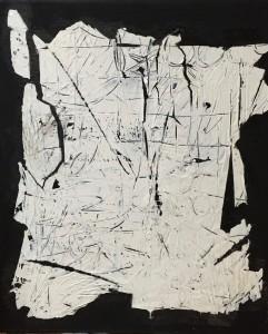 Terra fertilis C III, Mixed Media on Canvas, 65x54cm