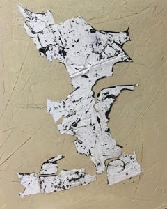 Terra fertilis DII, Mixed Media on Canvas, 65x54cm