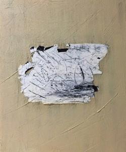 Terra fertilis DIII, Mixed Media on Canvas, 65x54cm