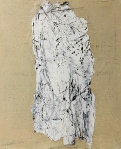 Terra fertilis D I, Mixed Media on Canvas, 65x54cm