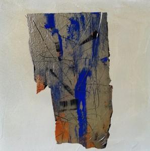 Terra fertilis E VI, Mixed Media on Canvas, 50x50cm