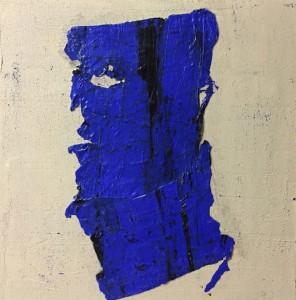 Terra fertilis F I, Mixed Media on Canvas, 50x50cm