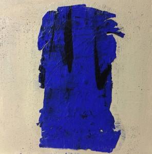 Terra fertilis F III, Mixed Media on Canvas, 50x50cm