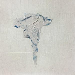 Terra fertilis S II, Mixed Media on Canvas, 30x30cm